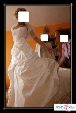 Sprzedam suknie slubna - Sposabella model 634