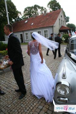 Sprzedam suknię ślubną Sposabella - model Kartin 761.
