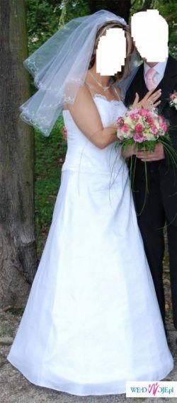 Sprzedam suknię ślubną stan idealny