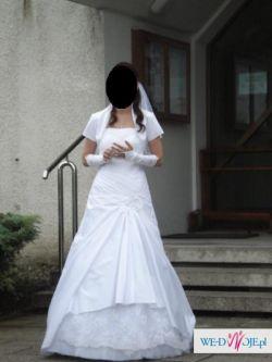 Sprzedam suknię ślubną - SUPER CENA