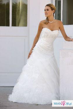 Sprzedam Suknie ślubną super okazja!