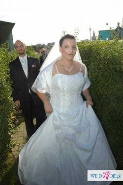 sprzedam suknie ślubna sweetheart