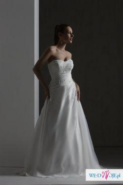 Sprzedam suknię ślubną Sweetheart 5908 rozm. 36/38