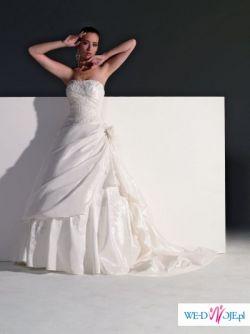 Sprzedam suknie ślubną sweetheart model 5837