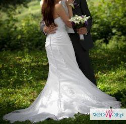sprzedam suknię ślubną Sweetheart model 5897