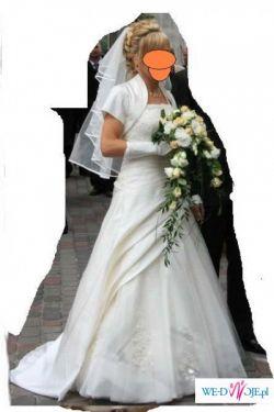 Sprzedam suknię ślubną szybko OKAZJA!!