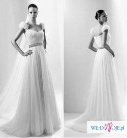 Sprzedam suknię ślubną, szyta na wzór Camelia (Manuel Mota)