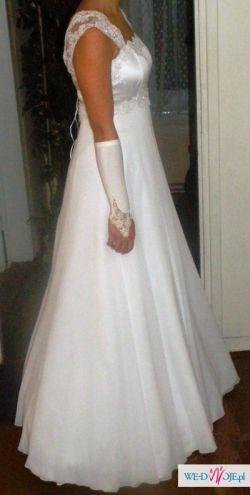 sprzedam suknię ślubną - TANIO