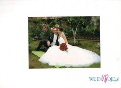 Sprzedam suknię ślubną -TANIO