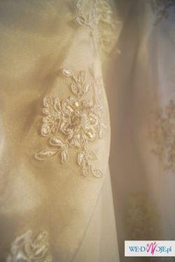 Sprzedam suknię ślubną TANIO !