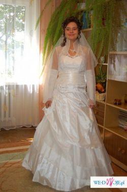 Sprzedam suknie slubna Tanio!!!