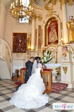 Sprzedam Suknię Ślubną- TANIOO!!