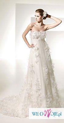 sprzedam suknię ślubną Taranto projektu Manuela Mota, MADONNA