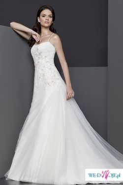 sprzedam suknię ślubną TIA 5001