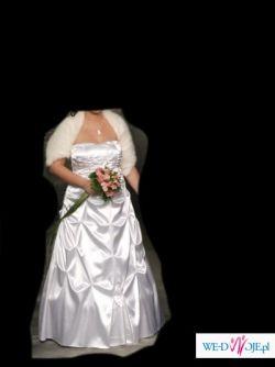 Sprzedam suknie ślubną TORUŃ .