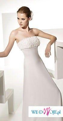 Sprzedam Suknię Ślubną TRIUNFO by MANUEL MOTA Z SALONU  MADONNA KOLEKCJA 2010!!!