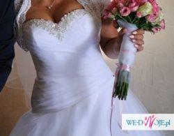 Sprzedam Suknie Ślubną typu Princessa