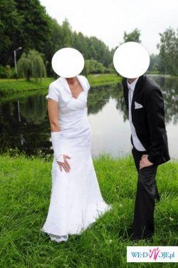 Sprzedam suknię ślubną typu rybka