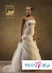 Sprzedam suknie ślubną U. Mateja  model 624b