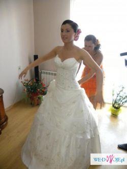 sprzedam suknie ślubną VANESSA Oksana Mukha