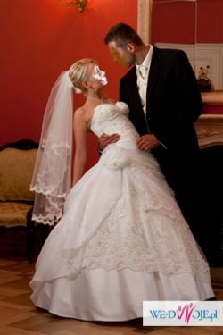 Sprzedam suknie ślubną VANESSA projektu OKSANY MUKHA