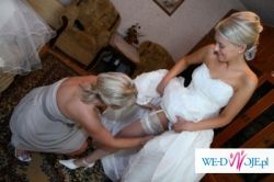 Sprzedam suknię ślubną Victoria firmy Jacqueline