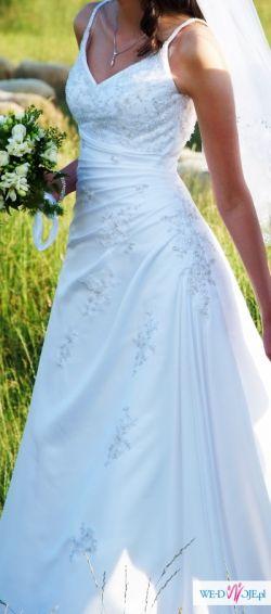 Sprzedam suknię ślubną Violetta