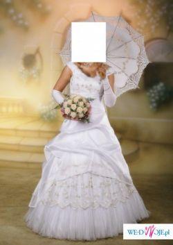 Sprzedam suknię ślubną w b. dobrym stanie