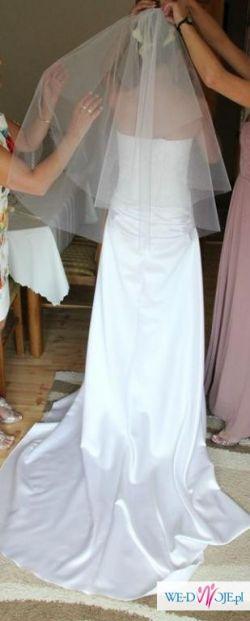 Sprzedam suknię ślubną w stanie idealnym