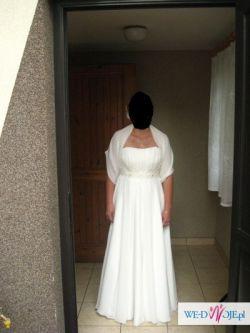 sprzedam suknię ślubną w stylu greckim