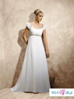 Sprzedam suknie ślubną w stylu Greckim;-)
