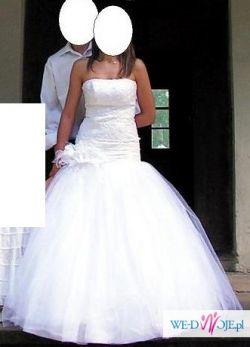 Sprzedam Suknie ślubną +welon !!!