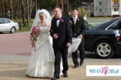 sprzedam suknię ślubną + welon