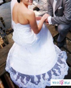 sprzedam suknię ślubną White One 152