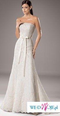 Sprzedam suknie ślubną White One 176