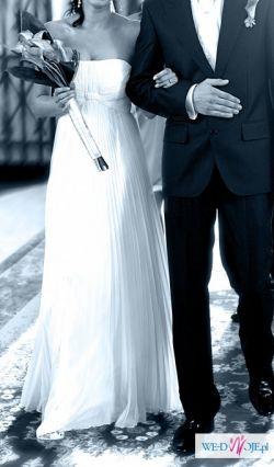 Sprzedam suknię ślubną - White One 3022