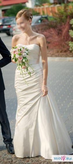 Sprzedam suknię ślubną WHITE ONE 411