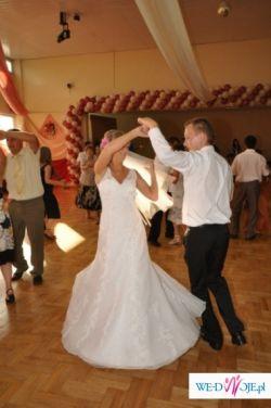 Sprzedam suknię ślubną White One 450 Madonna