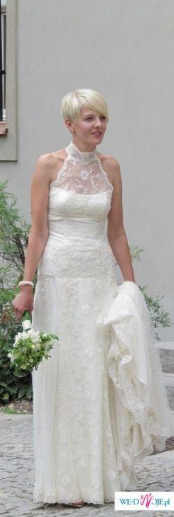 Sprzedam suknie slubna White One-Model 426