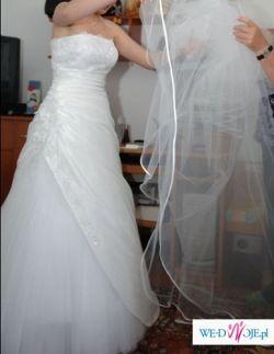 Sprzedam suknię ślubną Wiktoria firmy Gala