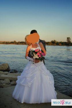 sprzedam  suknię ślubną wrzesień 2011