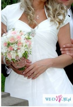 Sprzedam suknie ślubna z francuskiej kolekcji