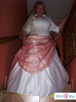 Sprzedam suknie ślubną z gratisami