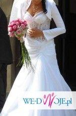 SPRZEDAM suknię ślubną z kolekcji 2010 Emmi Mariage