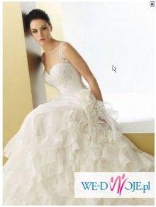 Sprzedam suknię ślubną z kolekcji 2011(!) model: BERTOLA projektant: Elianna Moo