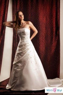 Sprzedam suknię ślubną z kolekcji Annais Bridal