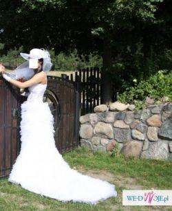 Sprzedam Suknie Ślubną z kolekcji Anny Lachor r.36/38