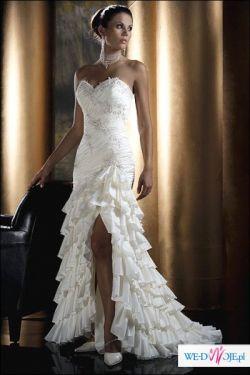 Sprzedam suknię ślubną z kolekcji Demetrios 2007 model 4234