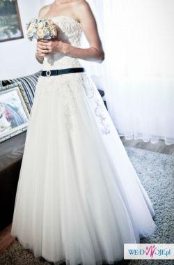 Sprzedam suknię ślubną z kolekcji Elizabeth Passion 2013