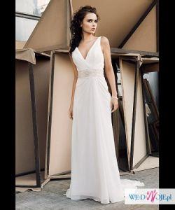Sprzedam  suknię ślubną z kolekcji Famosa, zakupioną w salonie Madonna